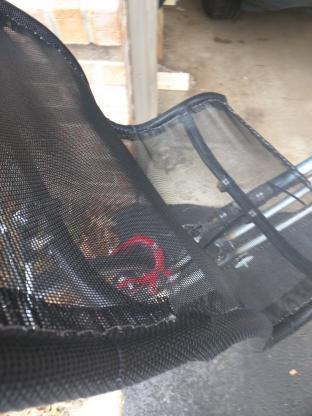 19 - Seat webbing two