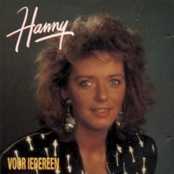 Hanny - Mijn tranen zul je nooit meer zien